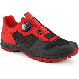 Cube ATX Lynx Pro Shoes black'n'red